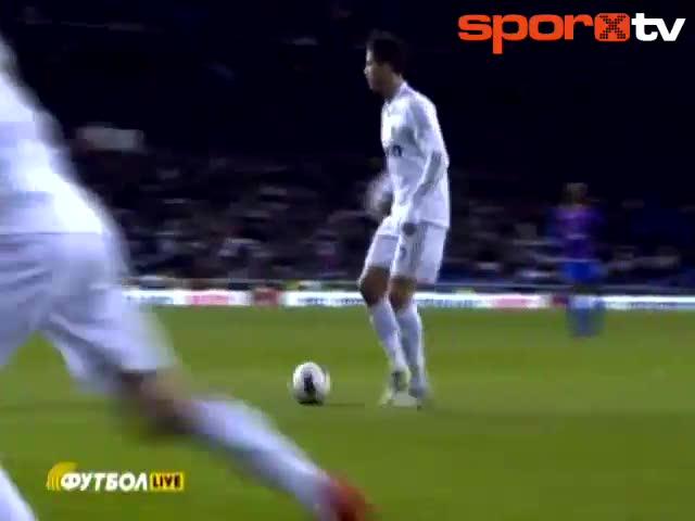 Futbol - Ronaldo'dan Harika Füze